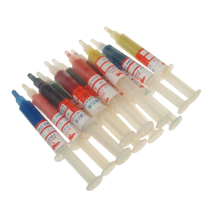 Diamond polishing paste oil base 5g syringe - w0.5 #15000