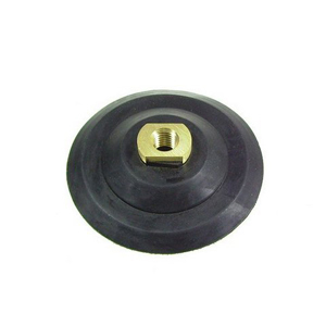 "5"" backer pad - 5/8""-11 thread"