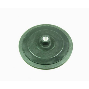 "7"" backer pad - 5/8""-11 thread"