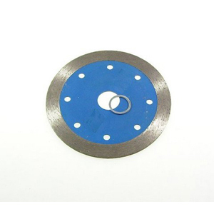 Diamond cutting blade continuous - 4""