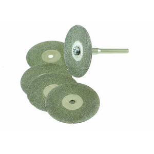 Diamond coated wheel - 40mm