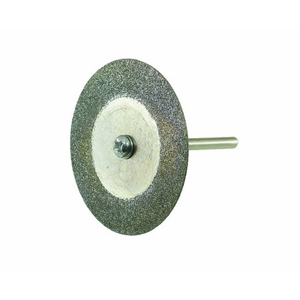 Diamond coated mini cutting wheel - 40mm