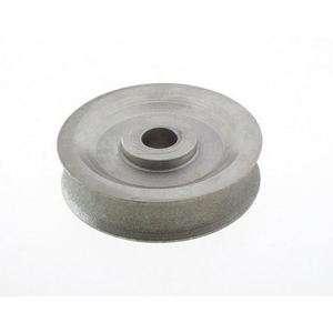 Diamond coated profile wheel concave - 125mm #120