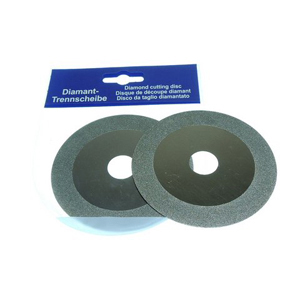 Diamond coated cutting wheel - 4""