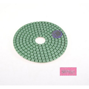 "Diamond flexible polishing pad -4"" #10000 wet"