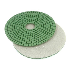 "Diamond flexible polishing pad -7"" #10000 wet"