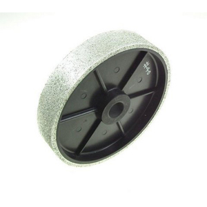 "Diamond coated wheel plastic center - 8"" x 1-1/2"" 40#"
