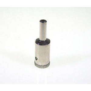 Diamond coated hole saw - 18mm
