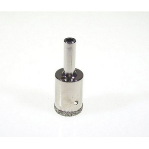 Diamond coated hole saw - 21mm