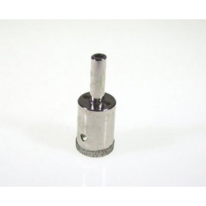 Diamond coated hole saw - 22mm