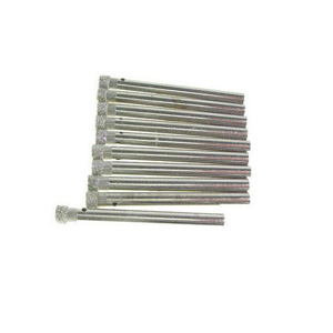 Diamond coated drill bits 10 pcs - 6.5mm