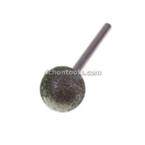 Diamond coated points sphere - 23mm 80#