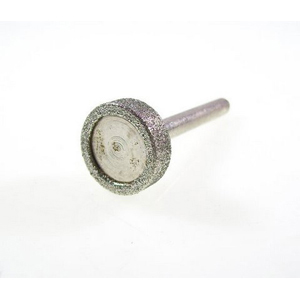 Diamond coated wheel - 22x7mm