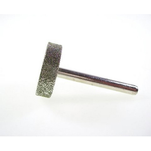Diamond coated wheel - 30x9mm