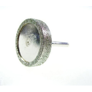 Diamond coated wheel - 40x9mm