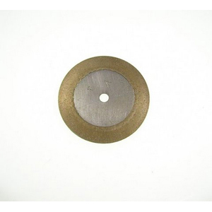 Diamond metal bond sintered lapidary cutting blades - 60mm