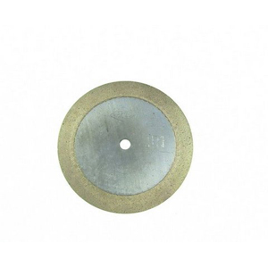 Diamond metal bond sintered lapidary cutting blades - 80mm