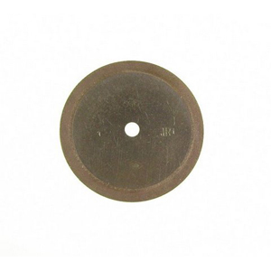 Diamond metal bond sintered lapidary cutting blades - 120mm