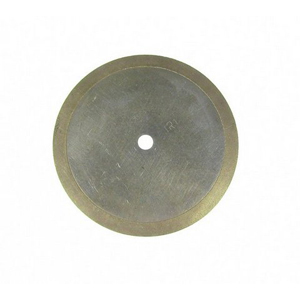Diamond metal bond sintered lapidary cutting blades - 150mm