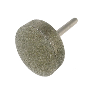 Diamond coated wheel - 40x12mm