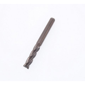 solid carbide end mill 4 flute - 4mm