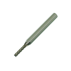 Hss end mill 4 flute 22CL - 3mm