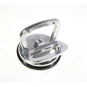 Suction cup - single jaw aluminium