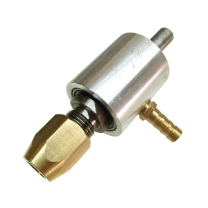 Water feeding swivel adaptor - 10mm
