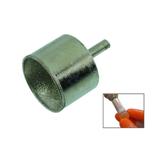 Diamond coated sphere forming bit - 40mm