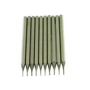Diamond coated drill bits 10 pcs - 0.5mm