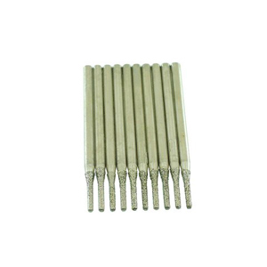 Diamond coated drill bits 10 pcs - 1mm