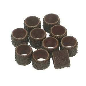 "Sanding bands 1/2""x1/2"" 10 pcs - 36#"