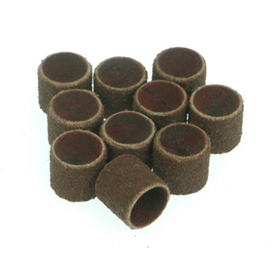 "Sanding bands 1/2""x1/2"" 10 pcs - 240#"