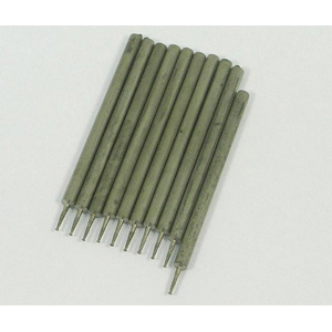Diamond coated point nail head 10 pcs - 0.5x2.35mm
