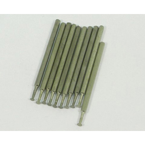 Diamond coated point nail head 10 pcs - 2x2.35mm