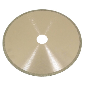 "Diamond coated cutting blade 7""x1.2mm"