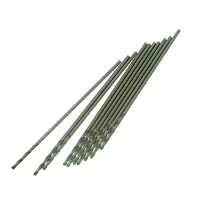 HSS M35 micro twist drill bit 10 pcs - 0.6mm