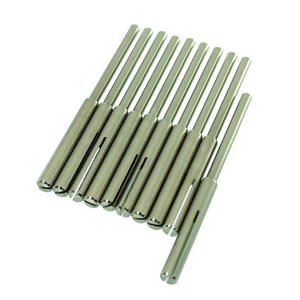 Split mandrel straight 10 pcs 3.4x2.3mm