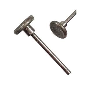 Diamond coated grinding wheel 16x3mm