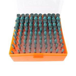 Rubber polishing points assorted 100 pcs