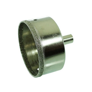 Diamond coated hole saw - 60mm